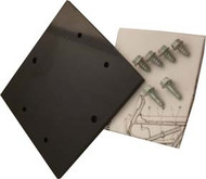 Mounting Plate Kit Double Sand Mug - EZGO