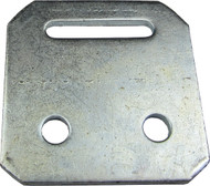 Club Car DS - Seat Hinge Plate (1981-up)