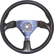 Grant Formula 1 Steering Wheel - 3  Black Spoke