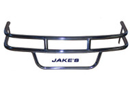 EZGO TXT - Jakes Brush Guard - Stainless Steel (1994-14)