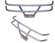 Club Car DS - Jakes Brush Guard - Stainless Steel (1981-up)
