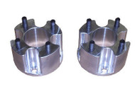 Wheel Spacer - 3 inch Aluminum (Pair)