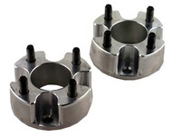 Wheel Spacer - 1 inch Aluminum (Pair)