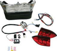 Club Car Precedent - Deluxe Light Kit - Electric (2008-up)