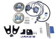 EZGO With Jake's 08 Spindle Disc Brake Kit