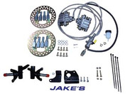 EZGO Disc Brake Kit 1995-2001.5 Non Lifted