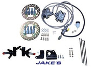 EZGO Disc Brake Kit Gas Electric Nonlifted