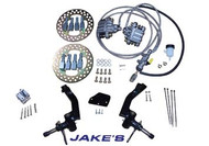 Club Car DS Disc Brake Kit Non Lifted 1981-2003