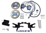 Club Car Precedent Disc Brake Kit 2004 and up Nonlifted