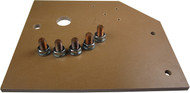 EZGO 1982-93 Speed Switch Board with Contacts