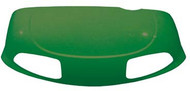 EZGO RXV Front Cowl Green