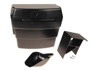 Sand Bucket with Scoop EZGO Black