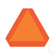 Slow Moving Vehicle Emblem | Safety Triangle
