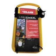 Self Locking Utility Lock