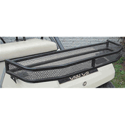 Club Car DS Front Mount Clay Basket