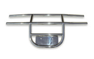 Club Car DS Brush Guard - Stainless Steel (1993-up)