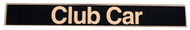 Club Car Name Plate 82-04 DS