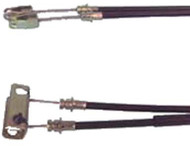 EZGO 4 Cycle Brake Cable Passenger Side