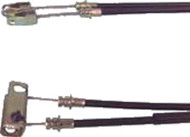 EZGO 1993-94 Brake Cable Set (4 cycle gas)