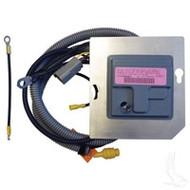 Club Car DS IQ 48 Volt On Board Computer 6 pin Square Plug
