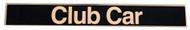 Club Car Precedent Emblem
