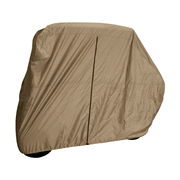 Golf Cart Storage Cover Rear Seat Design