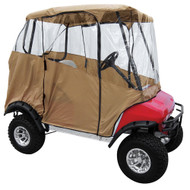 Universal Light Weight 4-Sided Golf Cart Enclosure