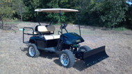 EZGO TXT Golf Cart Breakaway Snow Plow 1996 and Up