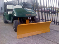 EZGO RXV Golf Cart Breakaway Snow Plow 2008-up