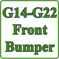 Yamaha G14, G16, G19, G22 Front DP Bumper Installation Video