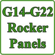 Yamaha G14, G16, G19, G22 Rocker Panels Installation Video