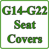 Yamaha G14, G16, G19, G22 Seat Covers Installation Video