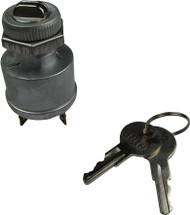EZGO Four Terminal Key Switch For Accessories - All Years