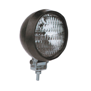 Rubber Molded Head Spotlight