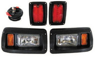 Club Car DS Complete Light Kit - 1993-Newer