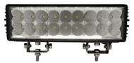 "Universal Golf Cart LED Utility 11"" Lightbar - 4050 Lumen - Dual Beam"