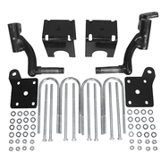 "RHOX 6"" Spindle Lift Kit EZGO TXT (2001.5-09)"