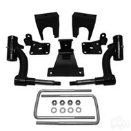 Ezgo rxv lift kits for golf carts diygolfcart rhox 6 spindle lift kit ezgo rxv gas 2007 2013 sciox Images