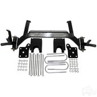 "5"" Drop Axle Lift Kit EZGO TXT 2001.5-08.5"