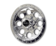 "MadJax 10"" Chrome Classic Wheel Cover - set of 4"