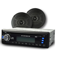 "Madjax Multimedia Receiver Radio with 6"" Speakers"
