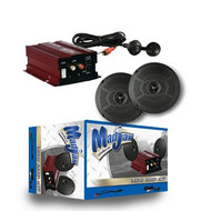 "Madjax Millenia 100W Mini Amp Kit with 6.5"" Speakers"