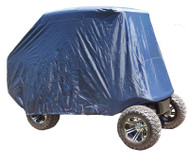 MadJax Golf Cart Universal Storage Cover for Rear Seat Design