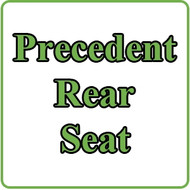 Club Car Precedent Rear Seat Installation Video