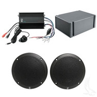 "MP3 Subwoofer Package with 5"" Speakers"