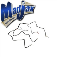 Madjax Club Car Precedent Golf Cart Bucket Harness - 2008.5-Newer