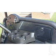 EZGO RXV Custom Dash Carbon Fiber