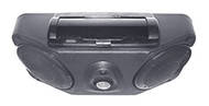 Roof Mount Stereo Console Housing with Dome Light