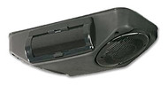Roof Mount Console without Stereo Black