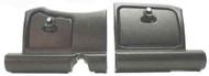 EZGO RXV Dash Black (2pc) Doors